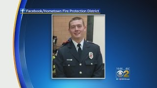 Chicago Paramedic Dies After Being Found In House Fire