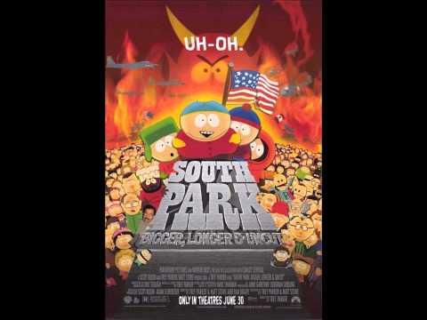 South Park Soundtrack - Kyle's Mom is a .....