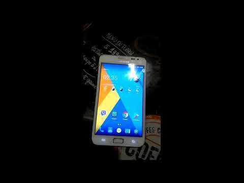 Samsung Note N7000 Android 5.1.1