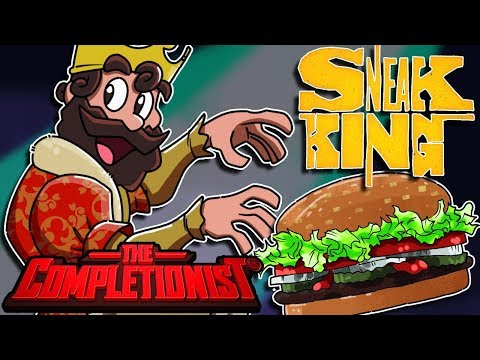 Sneak King | The Completionist | New Game Plus