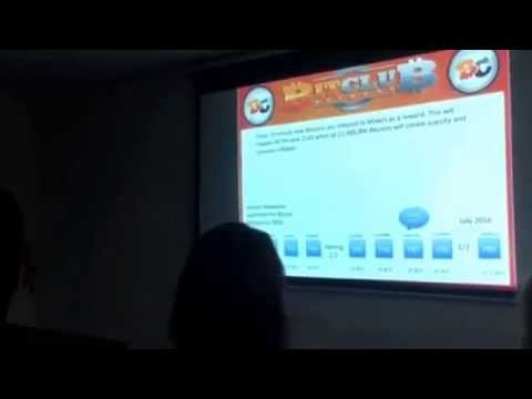 BitClub Network Bitcoin Mining Presentation (2 Of 7) - Tacoma, WA 8/2015
