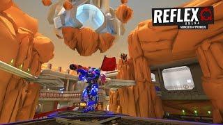 REFLEX ARENA - Game Download (REFLEX ARENA by Turbo Pixel Studios 2017)