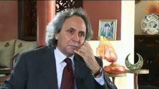 الروائي والمؤرخ المغربي الدكتور عبد الكريم غلاب