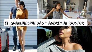 VIMOS AL GUARDAESPALDAS DE KYLIE - AUBREY EN EL DOCTOR A CAUSA DE ... - vlogs diarios