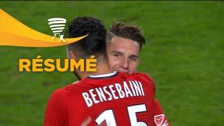 Stade Rennais FC - Toulouse FC (4-2)  (1/4 de finale) - Résumé - (SRFC - TFC) / 2017-18
