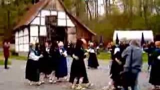 Westfälischer Holzschuhtanz, german japanese
