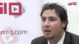 (اتفرج) مصطفى التاجي: مشكلتي مع عمرو دياب مش هتتحل بالساهل