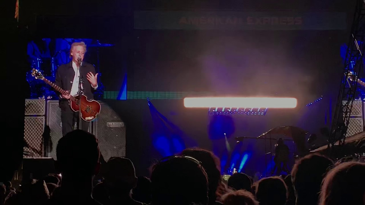 Image result for paul mccartney acl