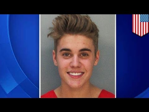Justin Bieber arrested for DUI and drag-racing in Miami