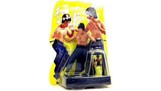 Quyosh energiyasi bo'yicha Bruce Lee mulohaza va ta'mirlash haykallar