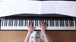 使用楽譜;ぷりんと楽譜・中~上級、 2017年2月12日 録画.
