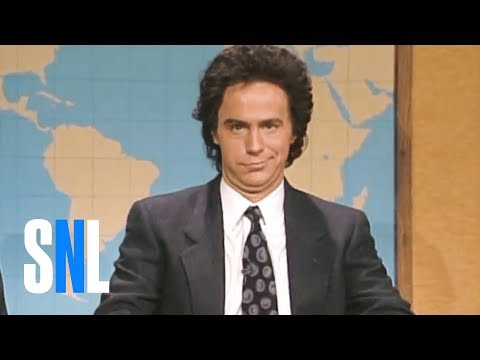 Download Youtube: Weekend Update: Dennis Miller & Dennis Miller on Gary Hart - SNL