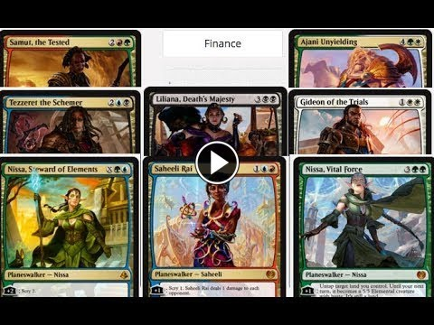 9 CHEAP Magic the Gathering Planeswalker Prices