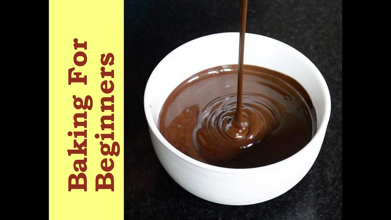 Easy Way Of Melting Chocolate Over The Stove Top How To Melt Chocolate Basic Tips Cakes And More