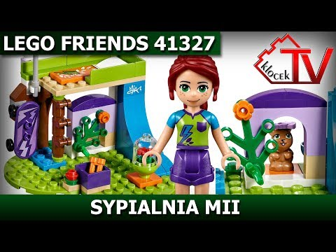Lego Friends 41327 Sypialnia Mii Mias Bedroom
