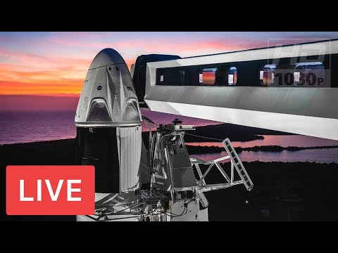WATCH LIVE: Spacex Arrival to the International Space Station #CrewDragondDocking @3:30am EST