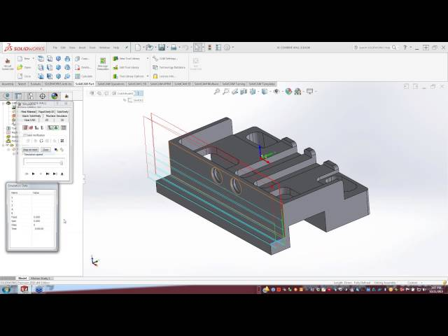 What's New SolidCAM 2016 Sneak Preview, part 1