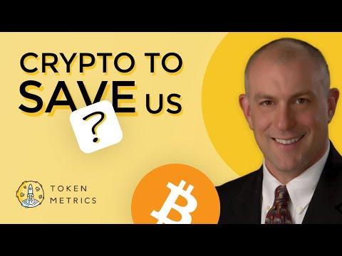 Crypto vs Inflation? Cryptocurrencies to Save Us? Future of Crypto   Token Metrics AMA