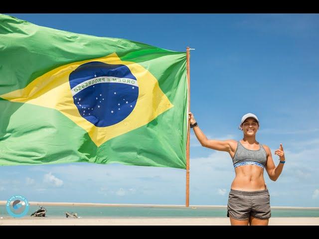 GKA SuperKite Brazil 2020 - Day 1 Highlights