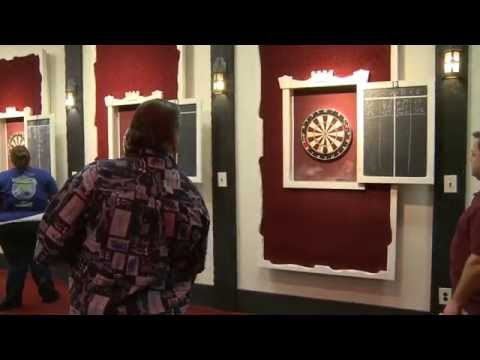 Detroit Open Dart League at the Commonwealth Club