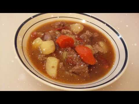 Simple Pork Stew Recipe