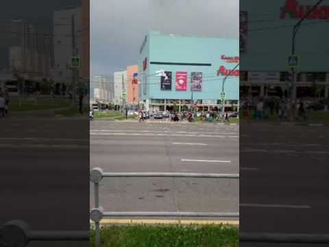 Эвакуация ТЦ Авиапарк в Москве #Эвакуацияавиапарк #авиапарк
