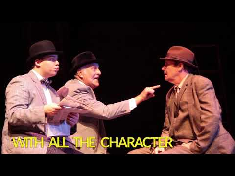 The 39 Steps Preview