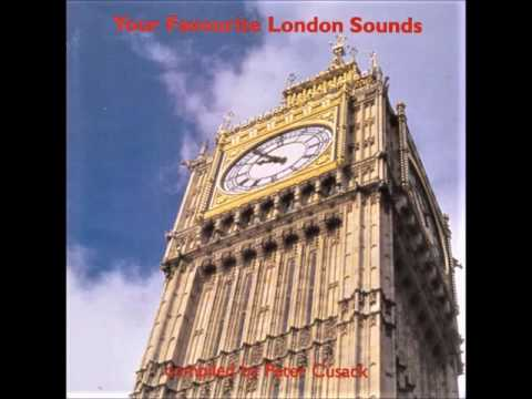 Peter Cusack ‎- Your Favourite London Sounds