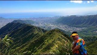 HIKING IN HAWAII! (MOUNT OLYMPUS HAWAII)