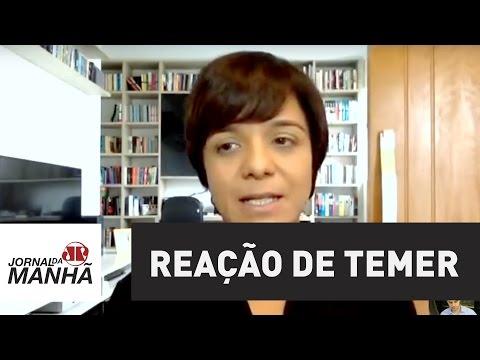 Aliados de Temer pedem reação mais dura contra greve | Vera Magalhães