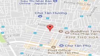 Cho Thuê Phòng Trọ Ở Lê Thúc Hoạch Giáp Bình Long (Tân Phú)