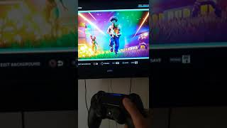 How to get a fortnite Background for Ps4