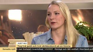 Sarah Sjöström: