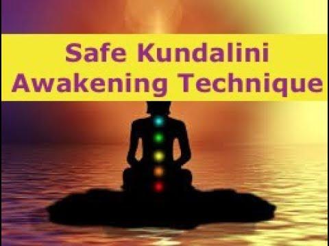 Yoga Breathing Technique for Safe Kundalini Energy Awakening