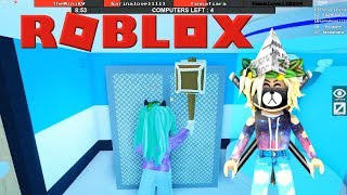 Trolling My Mom- Roblox Flee The Facility