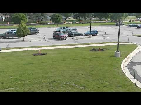 Walworth County Sheriffs Department Deputy Yohanek Commits Assault With a Deadly Weapon (the van)