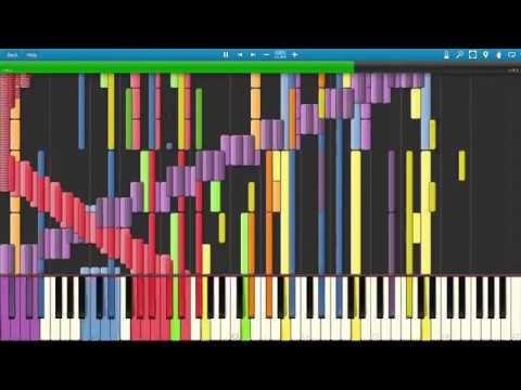 (Black MIDI) Sonic Forces - Main Theme 16K+