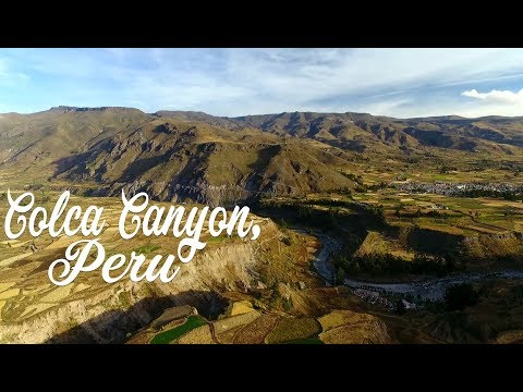 Will my Drone Fly at Extreme Altitude?    Peru Travel Vlog