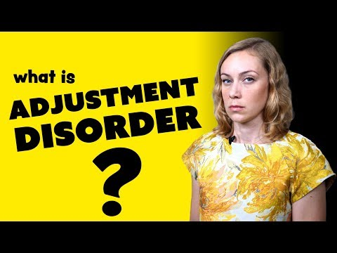 What is Adjustment Disorder?