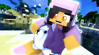 Pudgy Puppy Celeste | Minecraft Hide and Seek