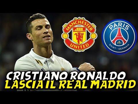 [Clamorous] CHRISTIAN RONALDO LASCIA REAL MADRID • CR7 REQUESTS CESSION TO CLUB [Calciomercato]