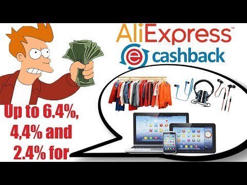 How to get Cashback from AliExpress using EPN service