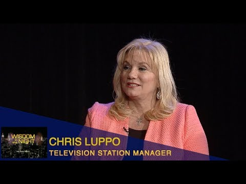 Wisdom in the Night - Chris Luppo - Television Station Manager