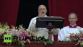 LIVE: Pope Francis leads Midnight Mass in St. Peter's Basilica
