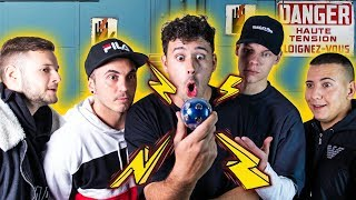 SCHOCK-BALL CHALLENGE ⚡ feat. CREWZEMBER