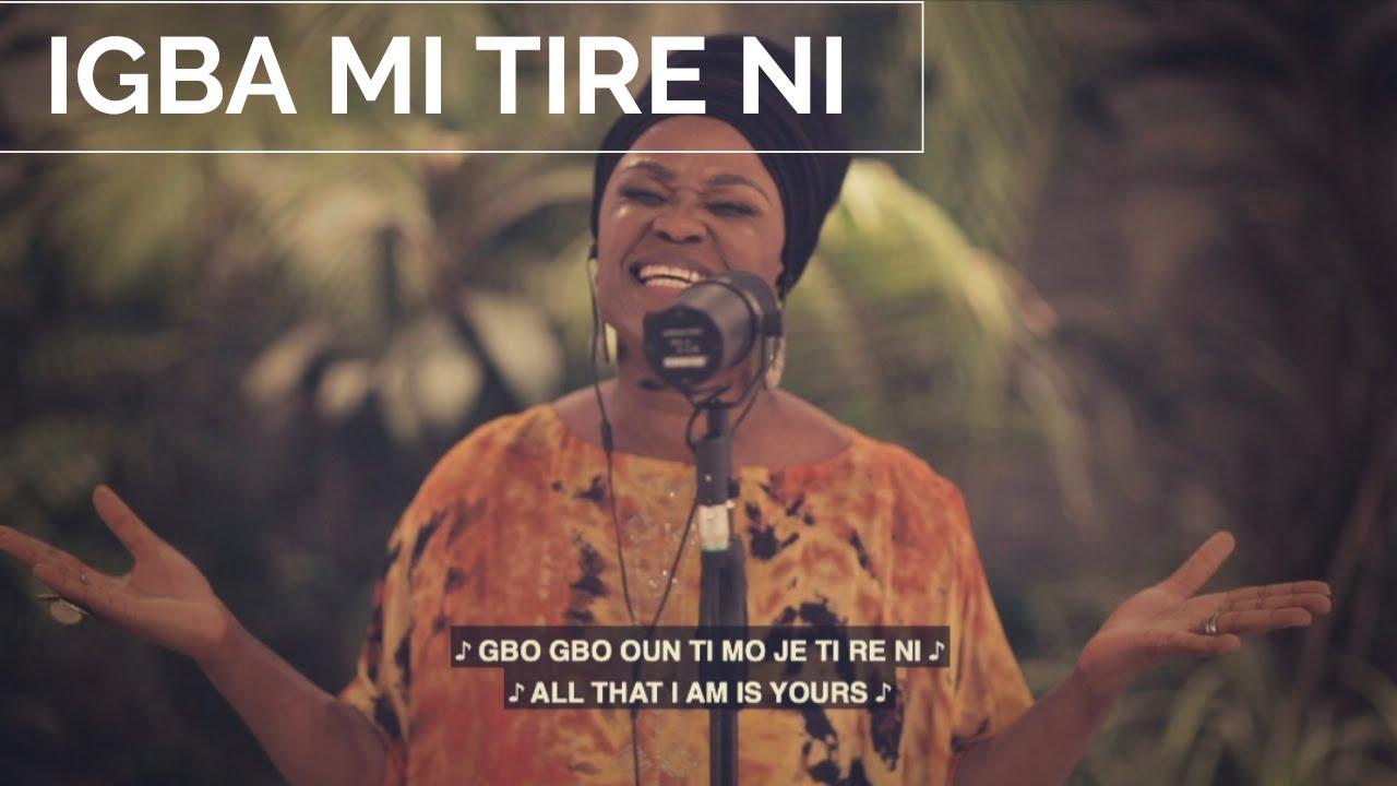 Download SOLA ALLYSON- IGBA MI TIRE NI (Spontaneous Song)