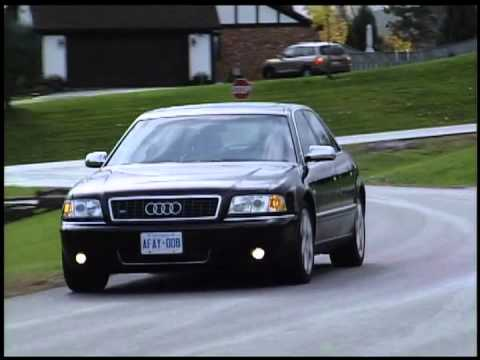 Audi S8 Dream Car Garage 2002 TV series Modern Dream Car