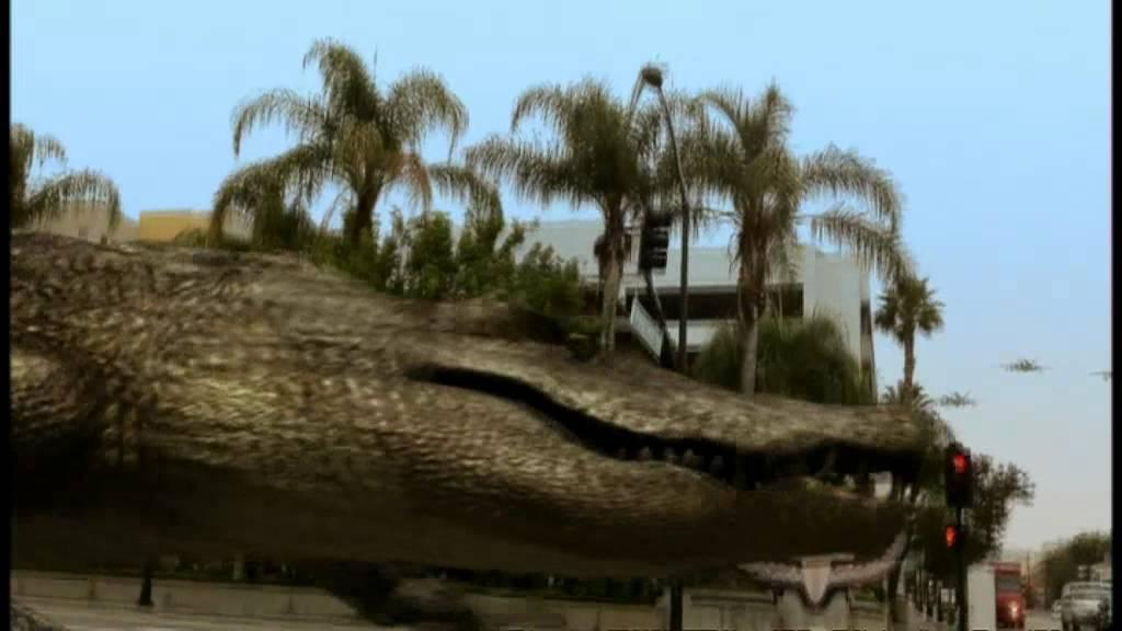 Download MegaShark vs Crocosaurus - bande-annonce VF