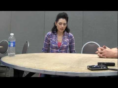 Press  with Adrienne Wilkinson Origins 2012