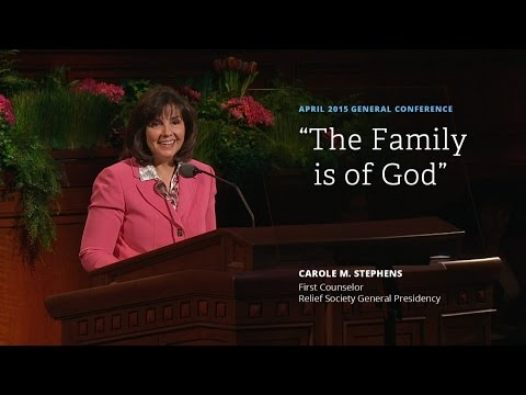Highlight: The Family is of God